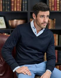 Men´s V-Neck Sweater